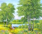 Картина бисером ТП-020 Расцвет сакуры 41х61 - Интернет-магазин ... 8473c6d1cac52